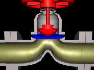 válvula de membrana