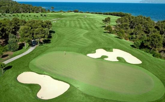 club de golf Mallorca