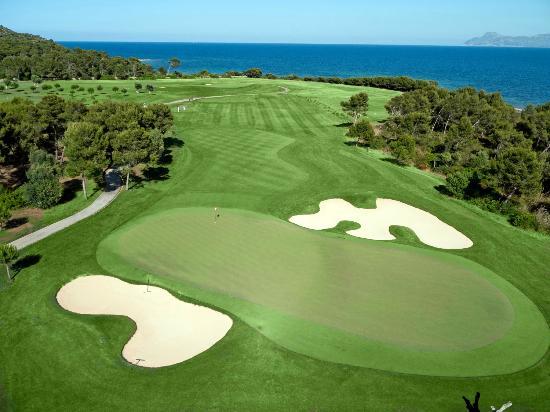 club de golf Mallorca